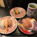 コスパ最強回転寿司!「もり一(もりいち)神保町店」で安い・美味しい赤舎利握り!