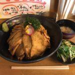 【閉店】秋葉原デカ盛りランチ!「ヤキトンヤリキ」でとりわさ丼・大盛り!