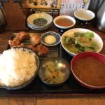 上野激安ランチ!「鳥番長」で唐揚げ定食・大盛り!ご飯おかわり自由!
