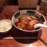 銀座大盛りラーメン!「支那麺はしご 本店」で排骨麺(パーコー麺)!深夜営業あり!