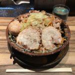 爆盛油脂麺!「らーめん平太周 味庵 西大島店」でデカ盛りメニュー!
