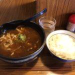 日比谷カレーうどん!有楽町「慶屋(けいや)」で大盛り・ご飯付き!
