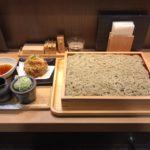 東京駅大盛りそば!「蕎麦きり みよた 八重洲店」でかき揚げ板せいろ・二枚盛り!
