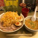 デカ盛りつけ麺!秋葉原「ごっつ」でスペシャルメニュー・味噌・大盛り!
