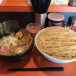 小伝馬町デカ盛り!「麺屋大斗(だいと)」で極もりそば(つけ麺)・大盛り!