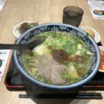 大盛り蘭州ラーメン!上野御徒町「国壱麺(くにいちめん)」で満腹セットメニュー・スーパー太帯麺!
