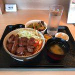 特盛ハラミ丼!秋葉原「やまの」で焼肉丼ランチメニュー・肉ダブル!