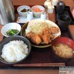 """明太子食べ放題ランチ!「博多もつ鍋 やまや」で最強メニュー""""唐揚げ定食""""!"""