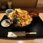 両国デカ盛り!「天ぷら食堂 ひさご」でメガ盛り横綱天丼・ご飯大盛り!