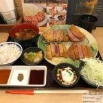 【牛カツ京都勝牛編】チェーン店で一番大きいメニューを注文してみた!