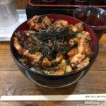 激安うな丼!「名代宇奈とと(うなとと) 神田店」でうなめしギガ増し+(鰻4倍)・ご飯大盛り!