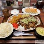【大阪王将】『僕らの10万馬力定食』は、史上最大のデカ盛り定食でした【超ド級サイズ】