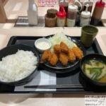 【牡蠣フライ】「松のや」でカキフライ定食を世界一詳しく調査しました!【増量キャンペーン】