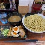デカ盛りつけ麺!「春樹(はるき) 神田店」でスペシャルメニュー・山盛り900g【ライス食べ放題】