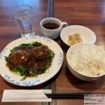 【平日限定・バミ定】バーミヤンでジャンボ肉団子(獅子頭・シーズートウ)定食を世界一詳しく調査!